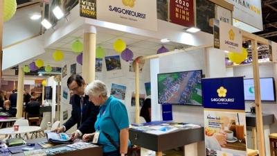 Ho Chi Minh City promotes tourism in UK's world travel market