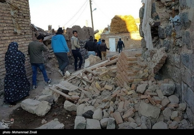 6 killed, hundreds injured in 5.9-magnitude earthquake in NW Iran