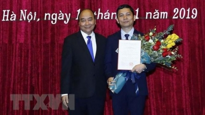 Vietnam Academy of Social Sciences has new president
