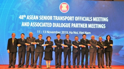 ASEAN senior transport officials meet in Hanoi
