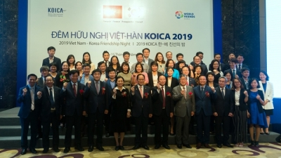 Gala night tightens Vietnam - Korea friendship