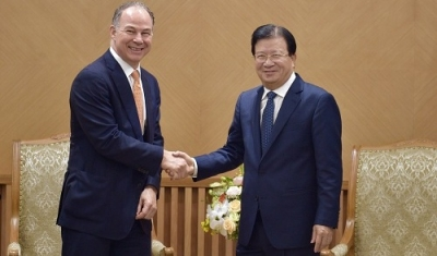 Vietnam encourages US enterprises to invest in energy
