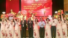 Hanoi's residents share joy at national great unity festival