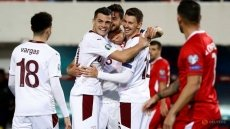 Switzerland qualify for Euro 2020 with win over Gibraltar
