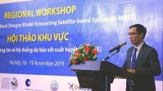 Seminar talks satellite-based dengue fever warning system