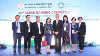 Vietnam attends 22nd ASEAN Banking Conference