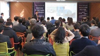 Vietnam's start-up landscape attractive to Korean investors