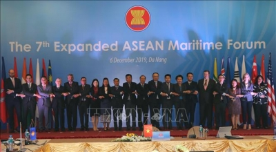 7th Expanded ASEAN Maritime Forum opens in Da Nang