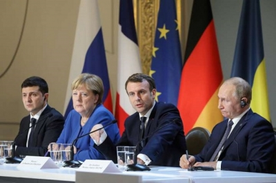 Ukraine, Russia agree on full ceasefire in eastern Ukraine before 2019-end