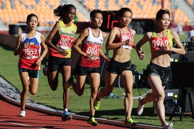 Vietnam pockets 11th gold medal in athletics