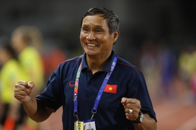 "Coach Mai Duc Chung: ""Players demonstrate bravery and courage of Vietnamese women"""