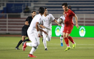 Vietnam U22s on the brink of making history