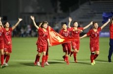 [Infographic] Vietnam's road to 30th SEA Games women's football crown