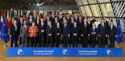 EU summit reaches climate agreement to work for carbon neutrality by 2050