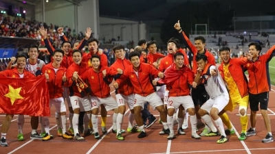Hanoi FC dominates 2019 Vietnamese Golden Ball's shortlist