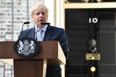 UK's Johnson: we will leave EU on Jan. 31, no ifs, no buts