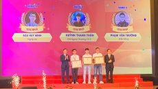 Youngsters honoured for following President Ho's ideology, morality