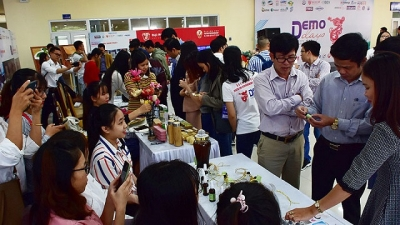 Thua Thien - Hue: Demo Day event helps boost investment for startups among students