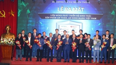Union makes debut for development of Vietnam's ecosystem for cyber-security products