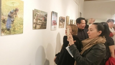 Exhibition features Vietnam's lands and people through lens of Hungarian photographer