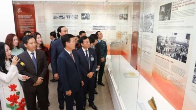Activities mark 90th anniversary of Communist Party of Vietnam's founding