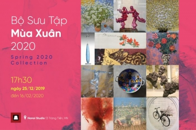 January 20-26: Spring 2020 Collection in Hanoi