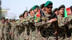 Fresh recruits join troops to boost Afghan army capacity