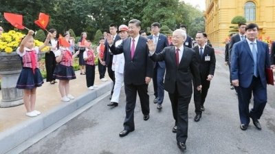 Greetings for 70th anniversary of Vietnam-China diplomatic ties
