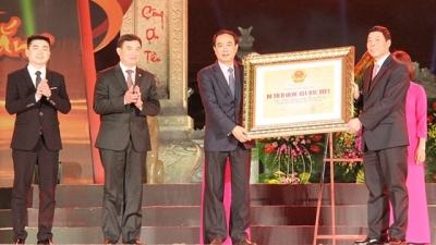 Xuong Giang victory site recognised as special national site