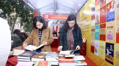 Hanoi book exhibition marks Party's 90th anniversary