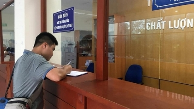 Hanoi, HCM City start trial on e-collection for vehicle registration fees