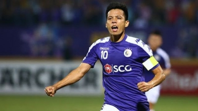 Two Vietnamese players named in top ASEAN goal scorers in AFC Cup
