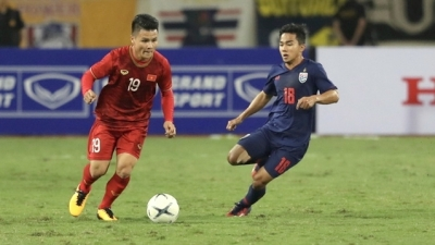 Star midfielder Quang Hai joins AFC campaign to fight COVID-19