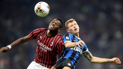 Milan rivals to play first 'virtual derby'