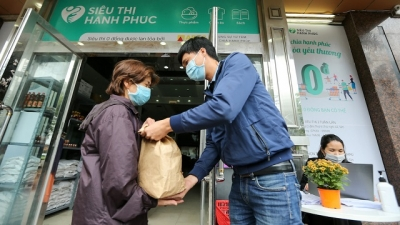 Warm sharing to ease difficulties for vulnerable groups during pandemic
