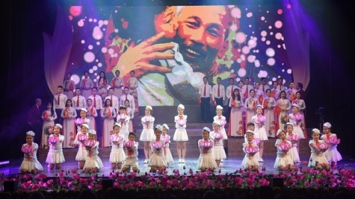 May 17-24: Art programme marking President Ho Chi Minh's birthday