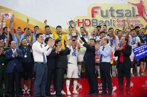 National Futsal Championship 2020 to feature 12 participating teams