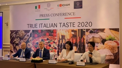 Italian cuisine promoted in Vietnam