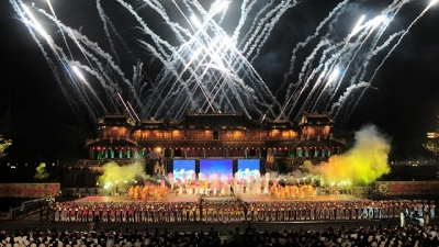Host of activities await visitors at Hue Festival 2020