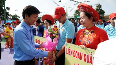 Vietnam tennis resumes with VTF Masters 500 tournament in Tay Ninh