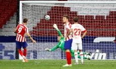 Morata double helps Atletico to 3-0 win over Mallorca