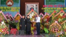 Congratulations on founding anniversary of Hoa Hao Buddhism