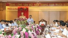 Ha Tinh effectively implements Politburo's Directive No. 35