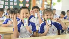 School Milk programme brings joy to pupils in Ho Chi Minh City
