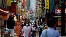 Tokyo's new COVID-19 cases surge to 224, highest level since virus outbreak