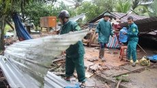 Localities promptly overcome consequences of Storm Sinlaku