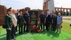 Late Russian military expert in Vietnam honoured