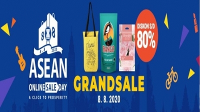 Special promotions offered on ASEAN Online Sale Day