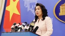 All activities in Hoang Sa, Truong Sa without Vietnam's permission void: Spokeswoman