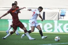 Sevilla cruise into Europa League quarter-finals